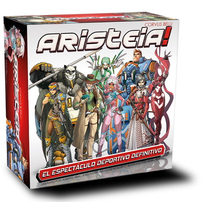 Infinity: Aristeia! Core [Damaged]