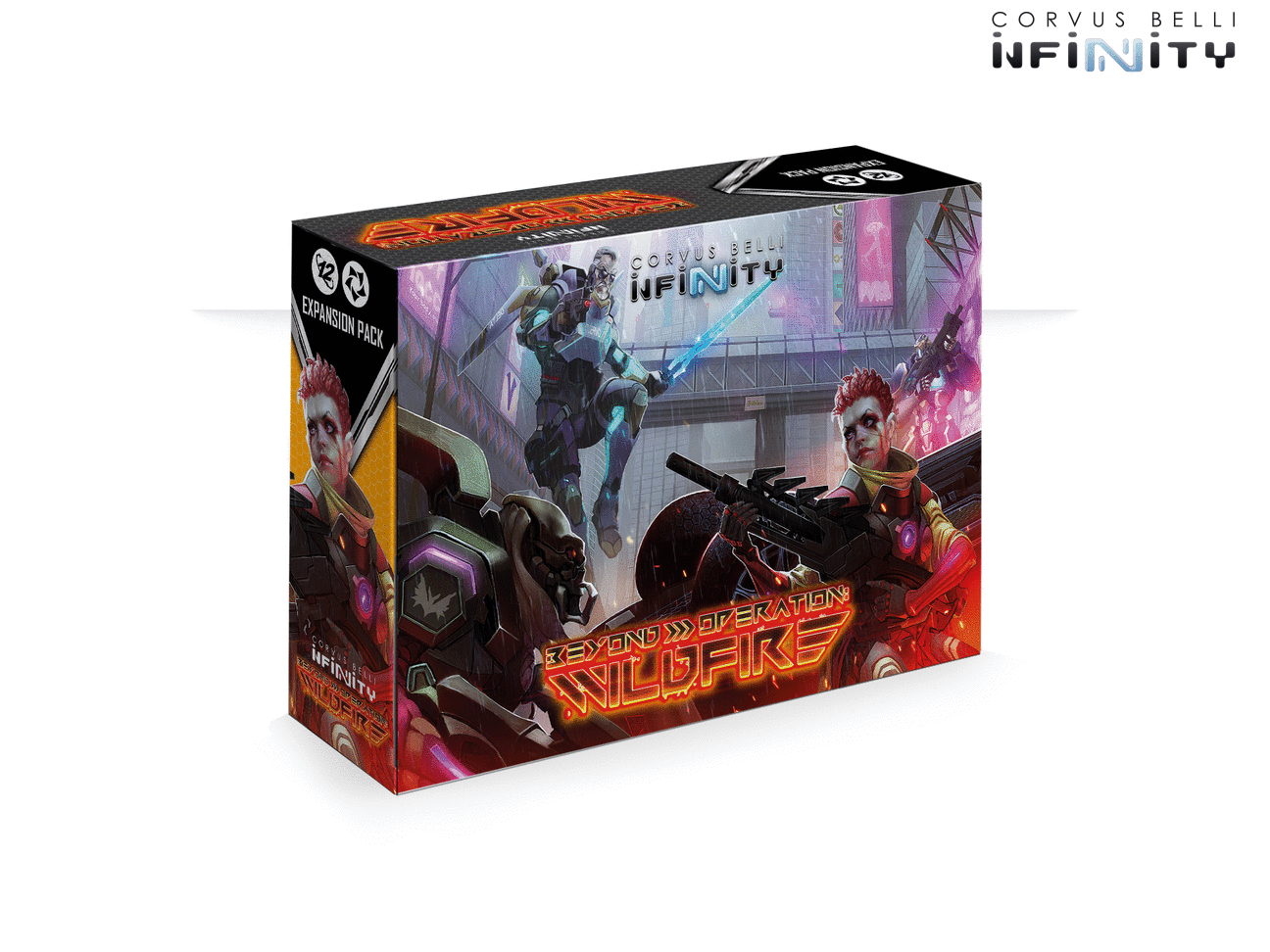 Infinity: Beyond Wildfire Expansion Pack