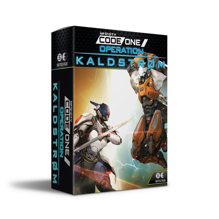 Infinity: CodeOne Operation Kaldstrom [Damaged Box]