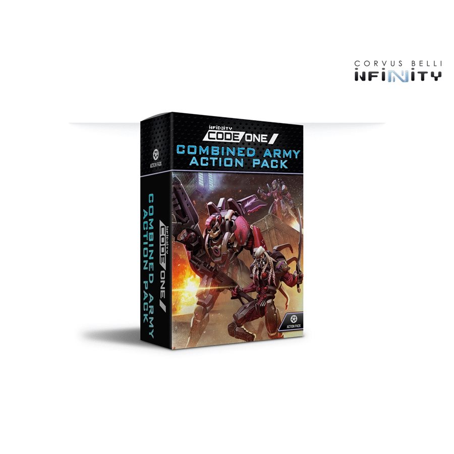 Infinity Combined Army (#830): Shasvastii Combined Army Action Pack