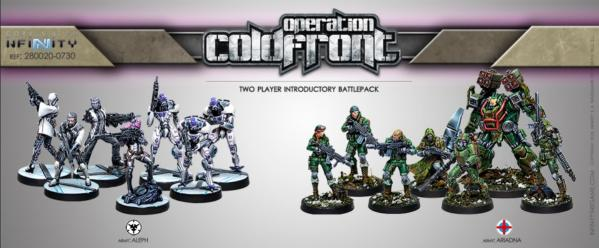 Infinity: Operation Coldfront