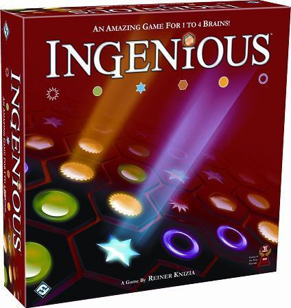 Ingenious (Mass Market Version) [SALE]