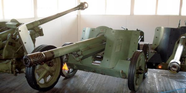 Iron Cross: Hungarian PaK97/38 Anti-tank Gun
