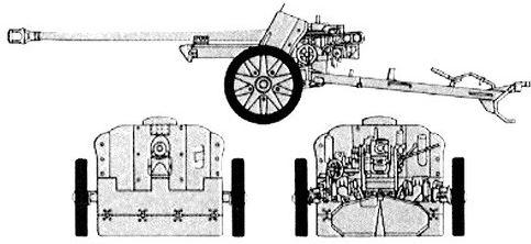 Iron Cross: Romanian PaK38 Anti-tank Gun
