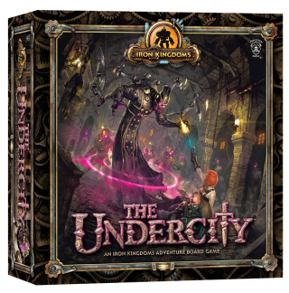 Iron Kingdoms: Undercity