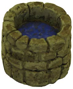 JR Miniatures: 28mm Medieval Terrain: Well (6)