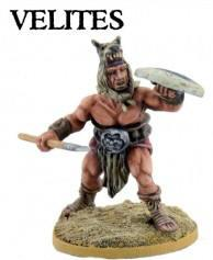 JUGULA: Gladiators- Velites