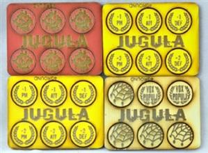 JUGULA: MDF Tokens