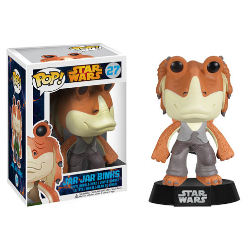 POP! Star Wars 027: Jar Jar Binks