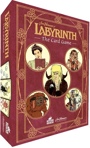 Jim Hensons Labyrinth: The Card Game