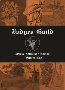 Judges Guild Deluxe Oversized Collector's Edition