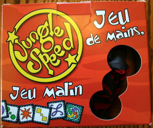 Jungle Speed (Wooden Totem)