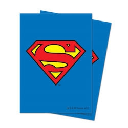 Justic League Sleeves: Superman Deck Protector Sleeves (65)