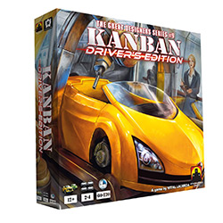 KANBAN: DRIVERS EDITION (LIMITED ED)