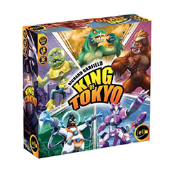 KING OF TOKYO 2016 EDITION [Damaged]