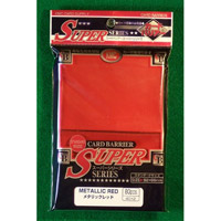 KMC Card Barrier Super Series: METAL RED (80)