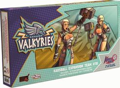 Kaosball: Team Expansion: Asgard Valkyries [SALE]