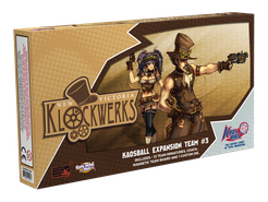 Kaosball: Team Expansion: New Victoria Klockwerks [SALE]