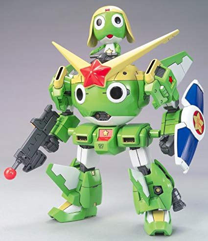 Keroro Gunso Model Kit: Keroro Robo MK2