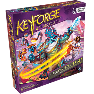 Keyforge: Worlds Collide - Two Player Starter Set