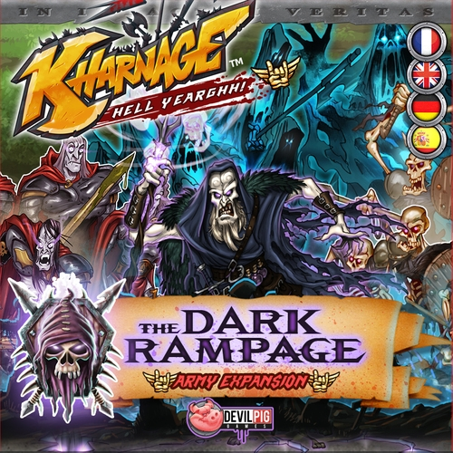 Kharnage - Expansion: The Dark Rampage [SALE]