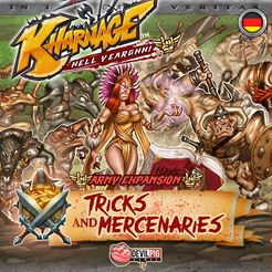 Kharnage - Expansion: Tricks and Mercenaries [SALE]
