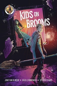 Kids on Brooms: Core Rulebook (SC)