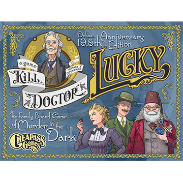 Kill Doctor Lucky Anniversary Edition [Damaged]