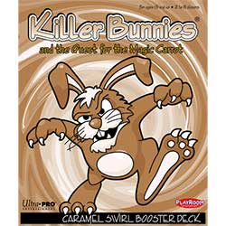 Killer Bunnies And The Quest For The Magic Carrot: Caramel Swirl Booster Deck