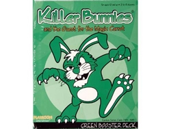 Killer Bunnies And The Quest For The Magic Carrot: Green Booster [Damaged]