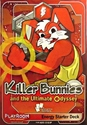 Killer Bunnies And The Ultimate Odyssey: Starter: Energy