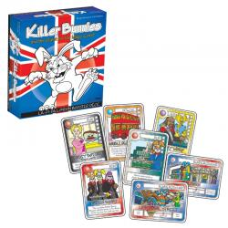 Killer Bunnies: La-Di-Da London Booster Deck