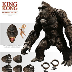 "King Kong of Skull Island [7"" Figure]"