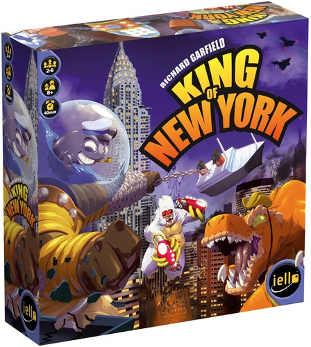 King of New York [Damaged]