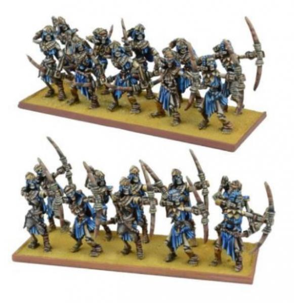 Kings of War: Empire Of Dust: Archer Regiment