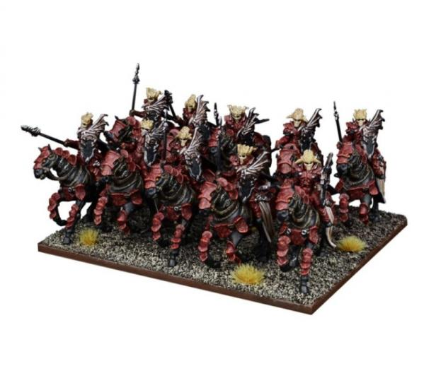 Kings of War: Forces Of The Abyss: Abyssal Horsemen