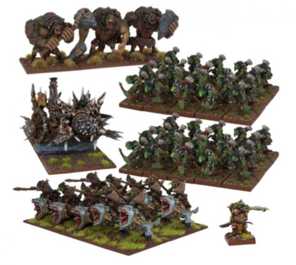 Kings of War: Goblins: Goblin Army