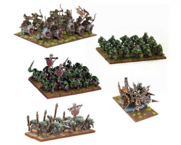 Kings of War: Goblins: Starter Force