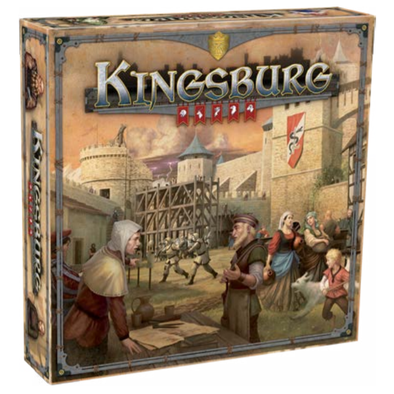 Kingsburg [New Edition] [Sale]