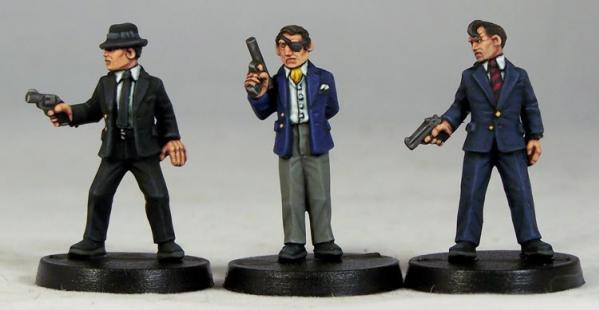 Kiss Kiss Bang Bang: Rogue Agents