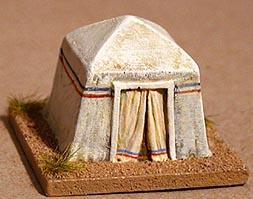 Kleos: 15mm Ancient Terrain: Egyptian Tent