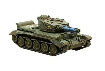 Konflikt 47: British Cromwell with Tesla Cannon