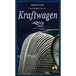Kraftwagen: V6 Edtion