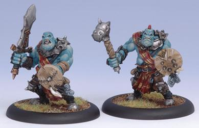 Hordes: Trollbloods (71014): Kriel Warriors