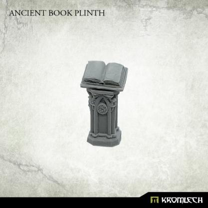 Kromlech Conversion Bitz: Ancient Book Plinth