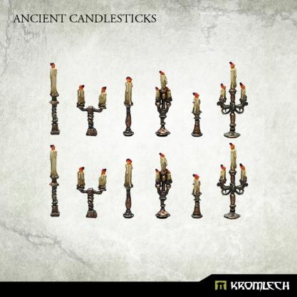 Kromlech Conversion Bitz: Ancient Candlesticks
