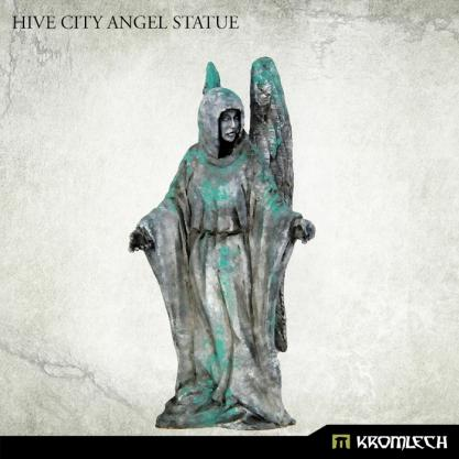 Kromlech Conversion Bitz: Hive City Angel Statue