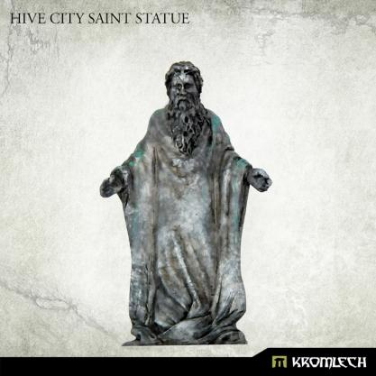 Kromlech Conversion Bitz: Hive City Saint Statue