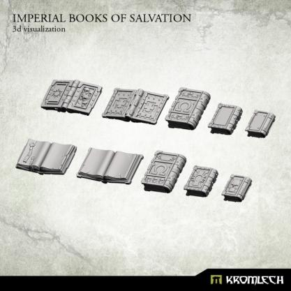 Kromlech Conversion Bitz: Imperial Books of Salvation (10)
