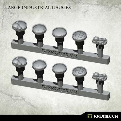 Kromlech Conversion Bitz: Large Industrial Gauges